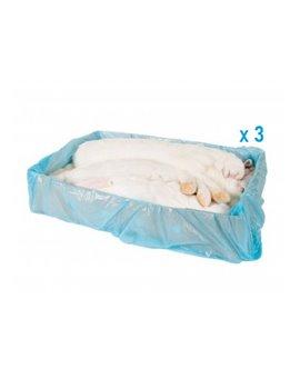 Manchons de poulet 10kg