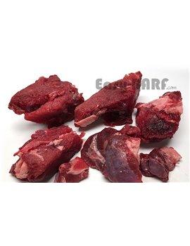 viande-de-cerf-cubes-barf-2kg