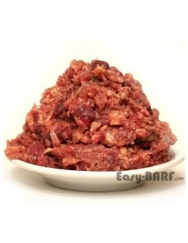 Haché poulet, courgettes & abats 2kg