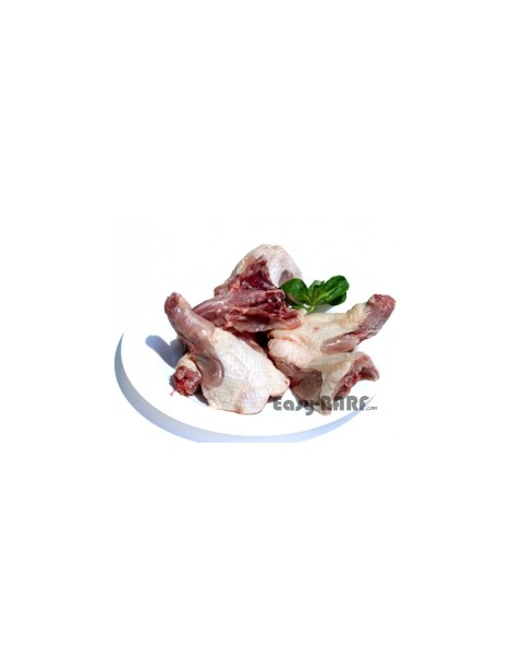 Dos avant de poulet 3kg