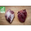 Coeur de veau BIO 2 pièces