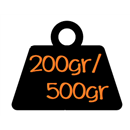 200gr/500gr
