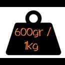 600gr/1kg